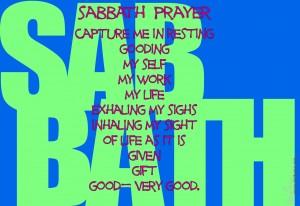 sabbath prayer